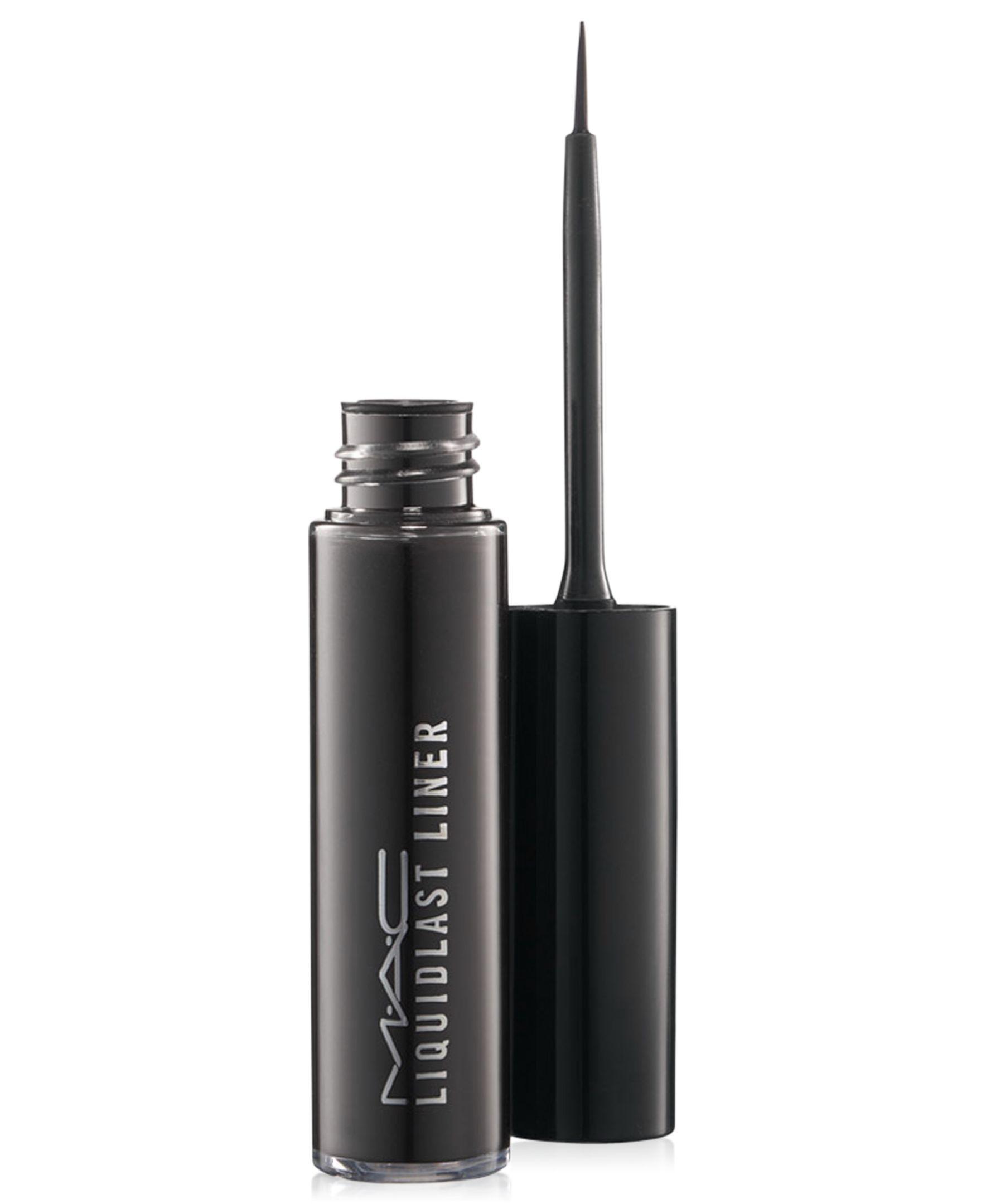 Liquidlast 24-Hour Waterproof Liner   Best waterproof eyeliner, Eyeliner, Mac  eyeliner