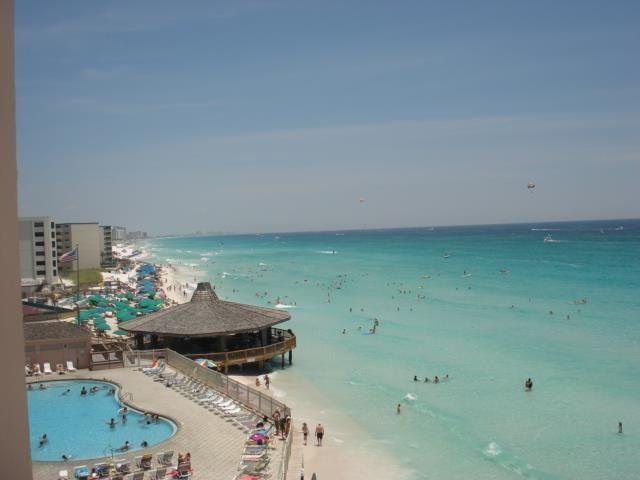 Jetty East Condos Destin Fl Beach Front Has Been Dredged Looks Totally Diffe