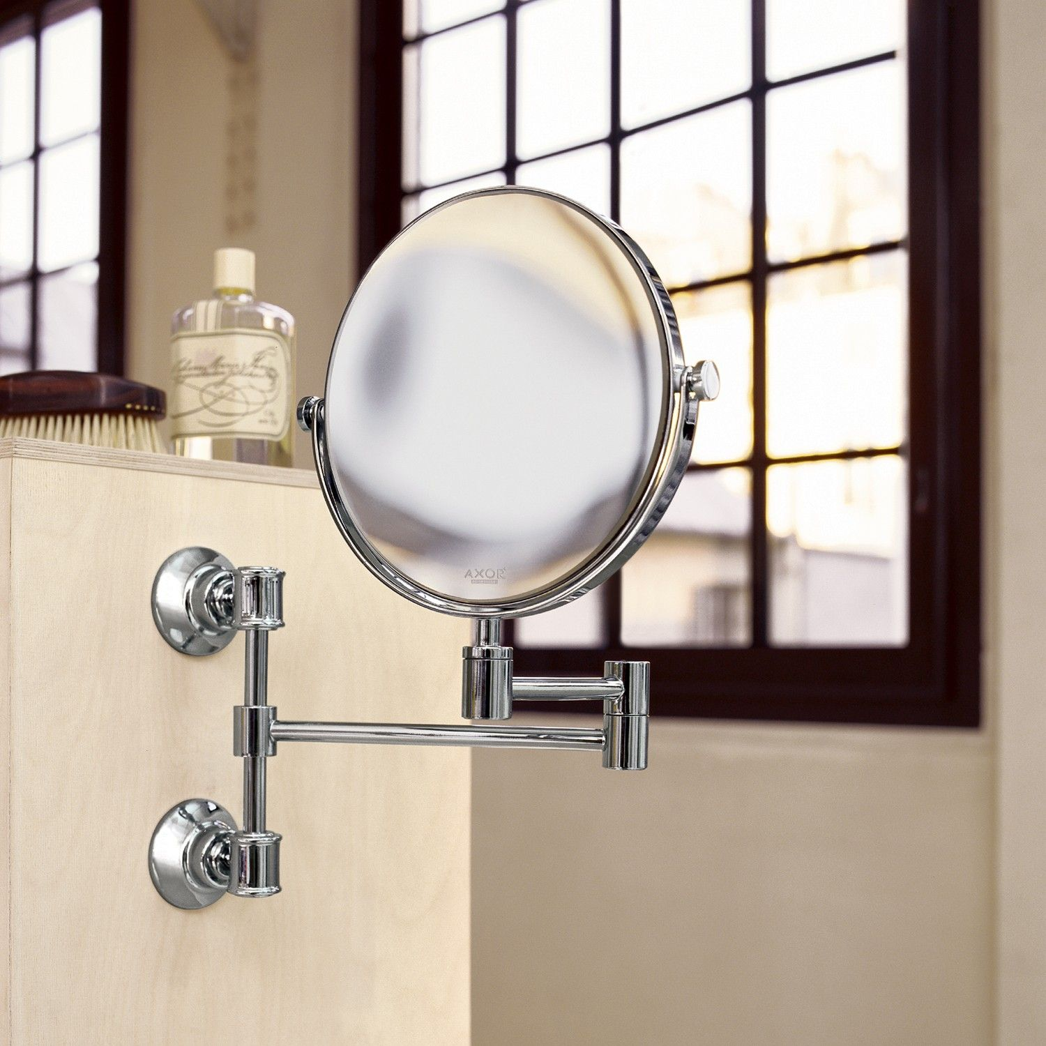 Get The Closest Shave Possible With Montreux Pull Out Shaving Mirror Http Www Ybath Blog Bachelor Bathroom