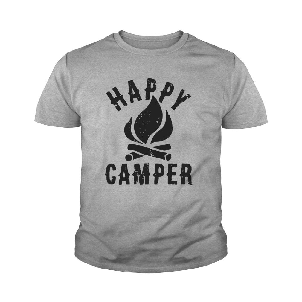 Funny This Cute Vintage Inspired Camping Shirt Meaning T