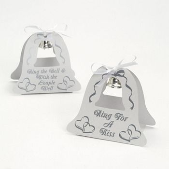 Wedding Bell Decorations 50 Ring For Kiss Wedding Decorations Wedding Bell Table Toppers
