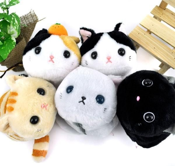 Who says a cat is considered a house pet? Let's take them out of the house and into the classroom. These quiet critters won't disturb your classmates, but they may make quite a statement. You can choose between five different felines to match your kitty at home or to just fit whichever style cat fits you best. Each feline pencil case is silky soft, and uses the tail as a zipper. The Spotted Tabby Cat, Sly Silver Kitty, Black Panther, Black Puma, and Orange Tiger come with a colored and design... #quietcritters