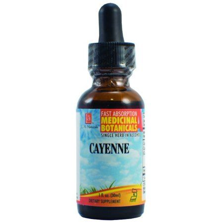 L A Naturals Cayenne Organic, 1 Oz in 2019 | Products