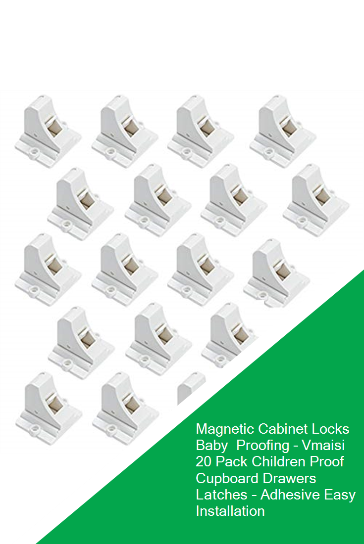 Locks Baby Proofing Vmaisi 20 Pack