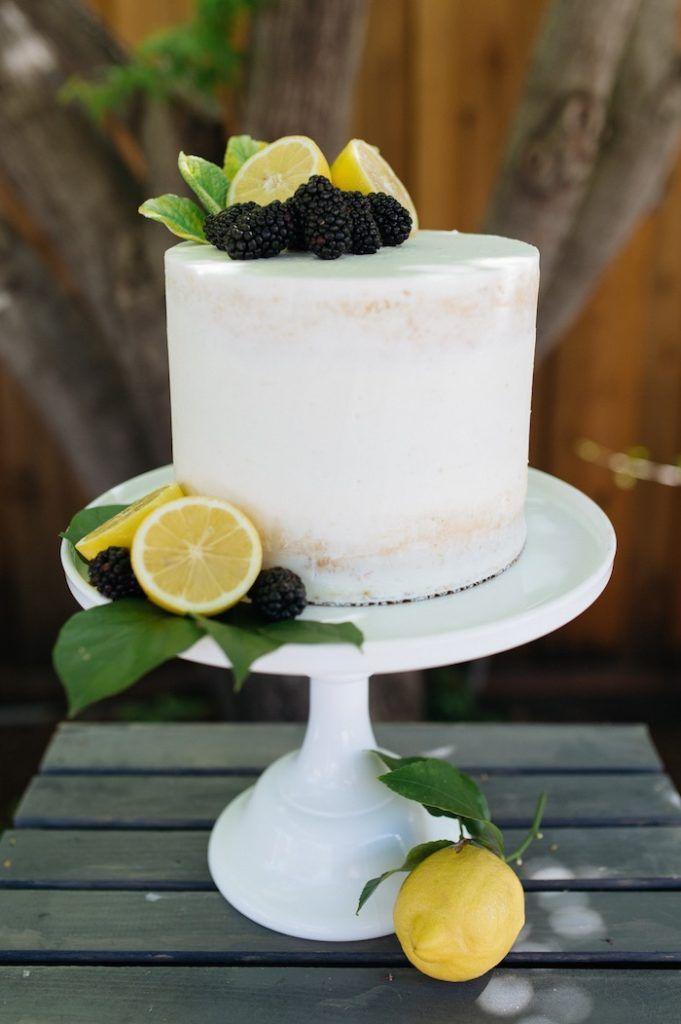 Rustic Lemon Themed Baby Shower Barn Western Bridal