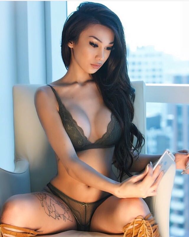 sexy asian female