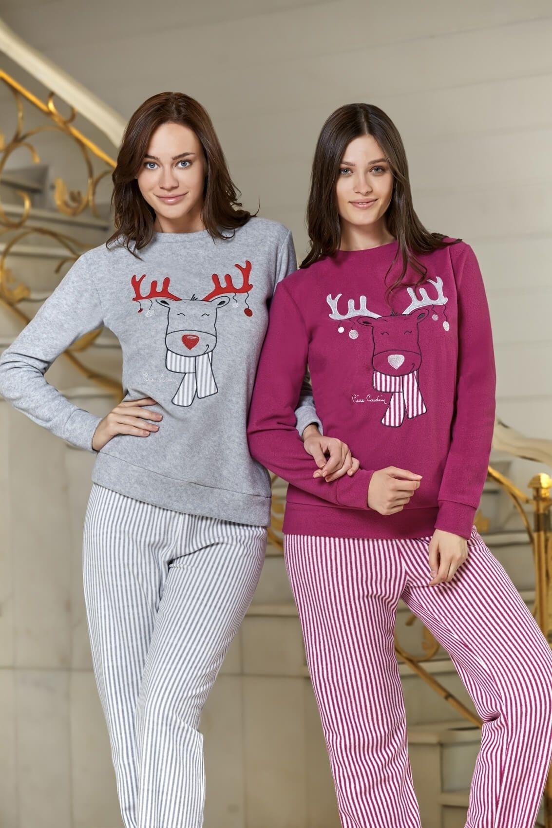 Neseli Bir Yilbasina Ne Dersiniz Pierre Cardin Bayan 9430 Pijama Takim Markhacom Neseligeyikler Yeniyilhediyesi Yeniyilpijama Pijama Pierre Cardin Moda