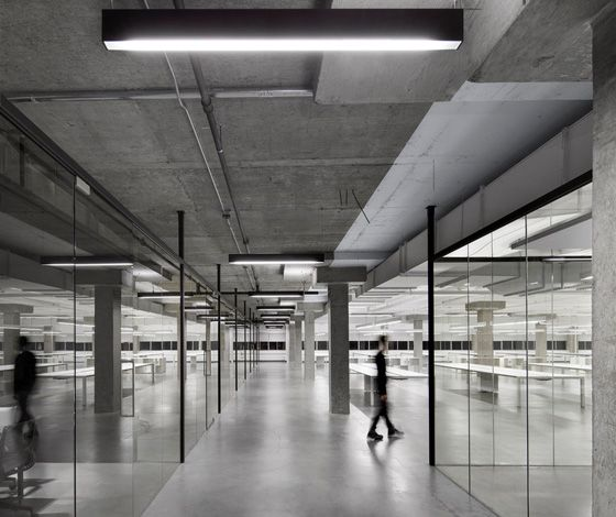 Interior Design Office Montreal: Ssense Head Office By Humà Design And Style (CA