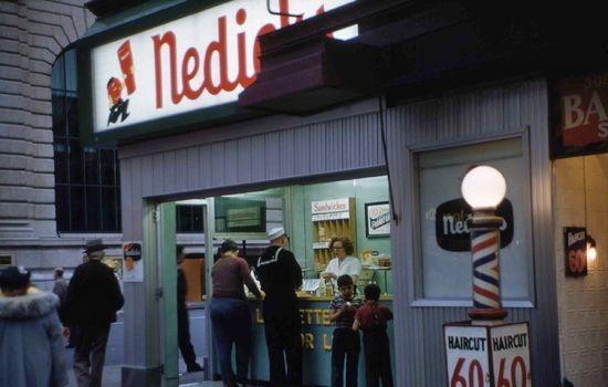 Orkin Nedicks Orkin Photo New York City