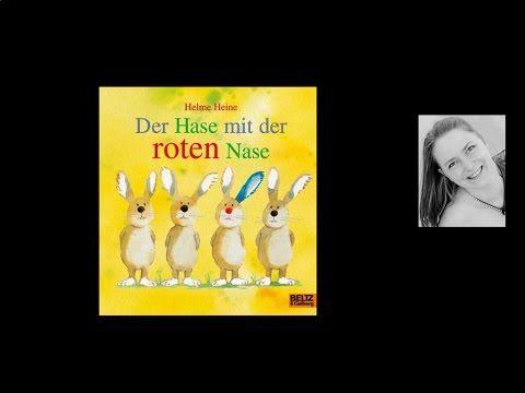 1 der hase mit der roten nase - kinderbuch - hörbuchversion, mit bildern aus dem buch - youtube