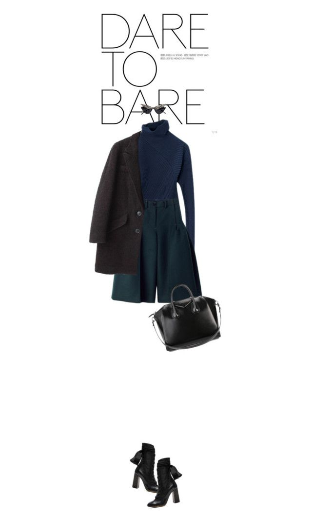 """""""Ekaterina #4901"""" by canlui ❤ liked on Polyvore featuring Chloé, Étoile Isabel Marant and Givenchy"""