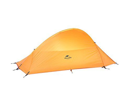 Naturehike 2 Person tent outdoor camping tents double couple fourseason tent Lightweight Tent Orange * For more information, visit image link.