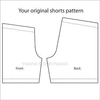Sewing patterns free baby boy shorts tutorial 27 Ideas