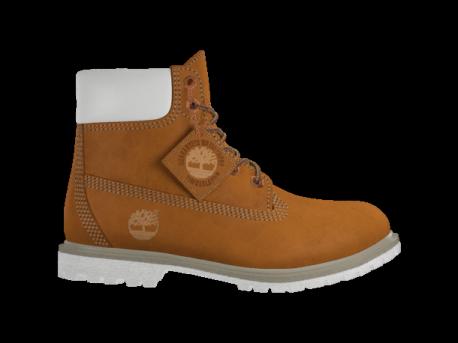 Custom Timberland® Women's Custom Waterville 6-Inch Boot I designed.