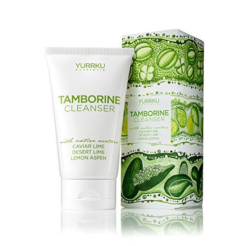 face cleanser YURRKU Tamborine Cleanser 4.4 fl.oz./130mL -- Read more at the image link.