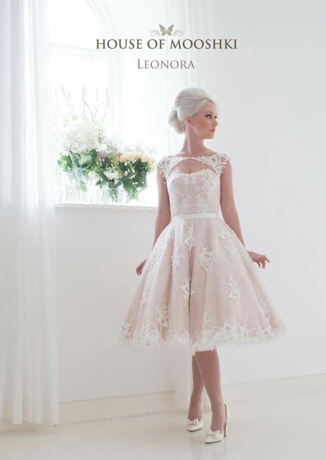 Pretty wedding dress for the older bride or a 2nd marriage | Wedding ...