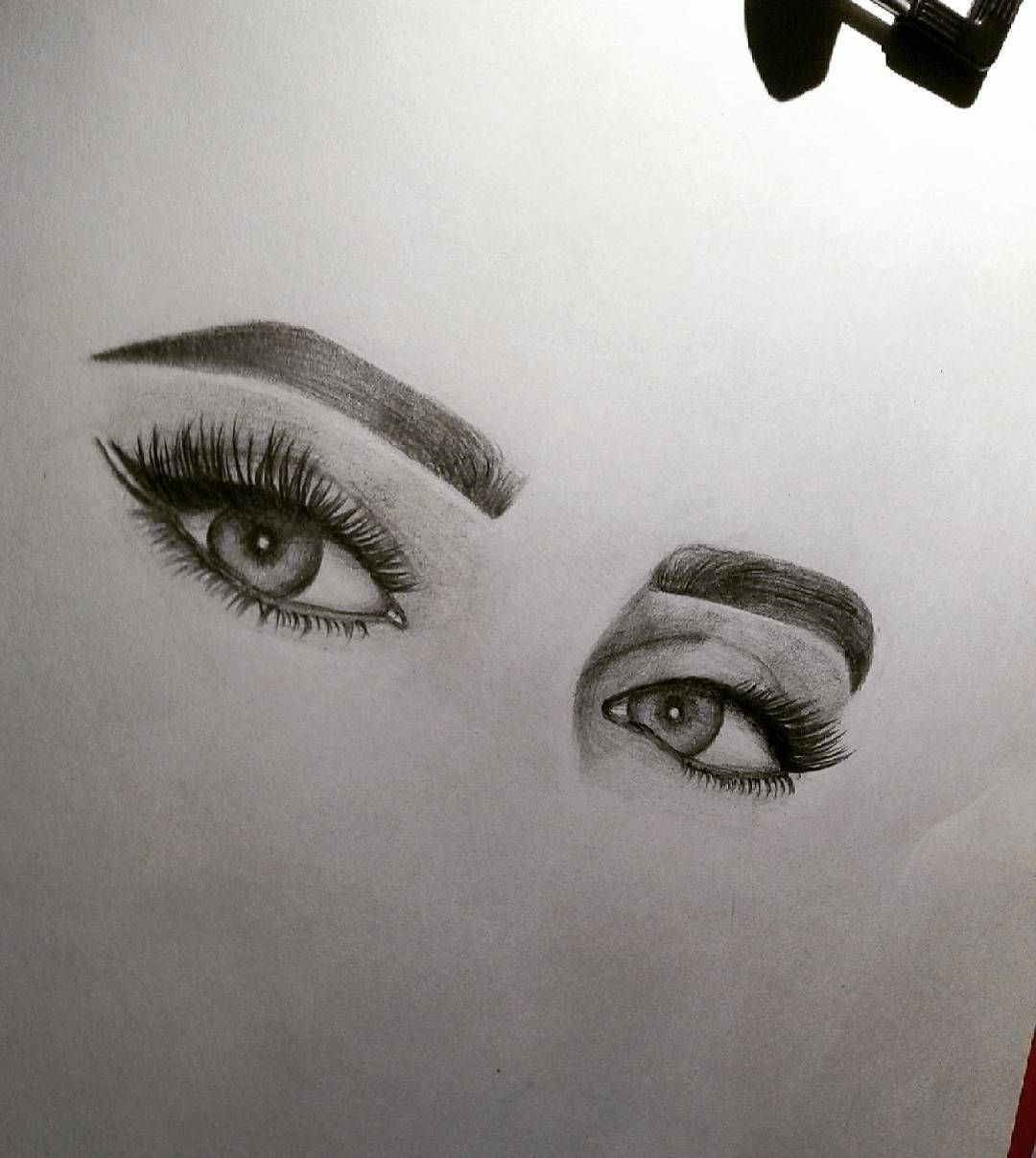 Eyes Sketch Pencildrawing Pencilart Drawoftheday Wewholeart رسم عيون عيون سكتش رسم Eye Sketch Pencil Drawings Drawings