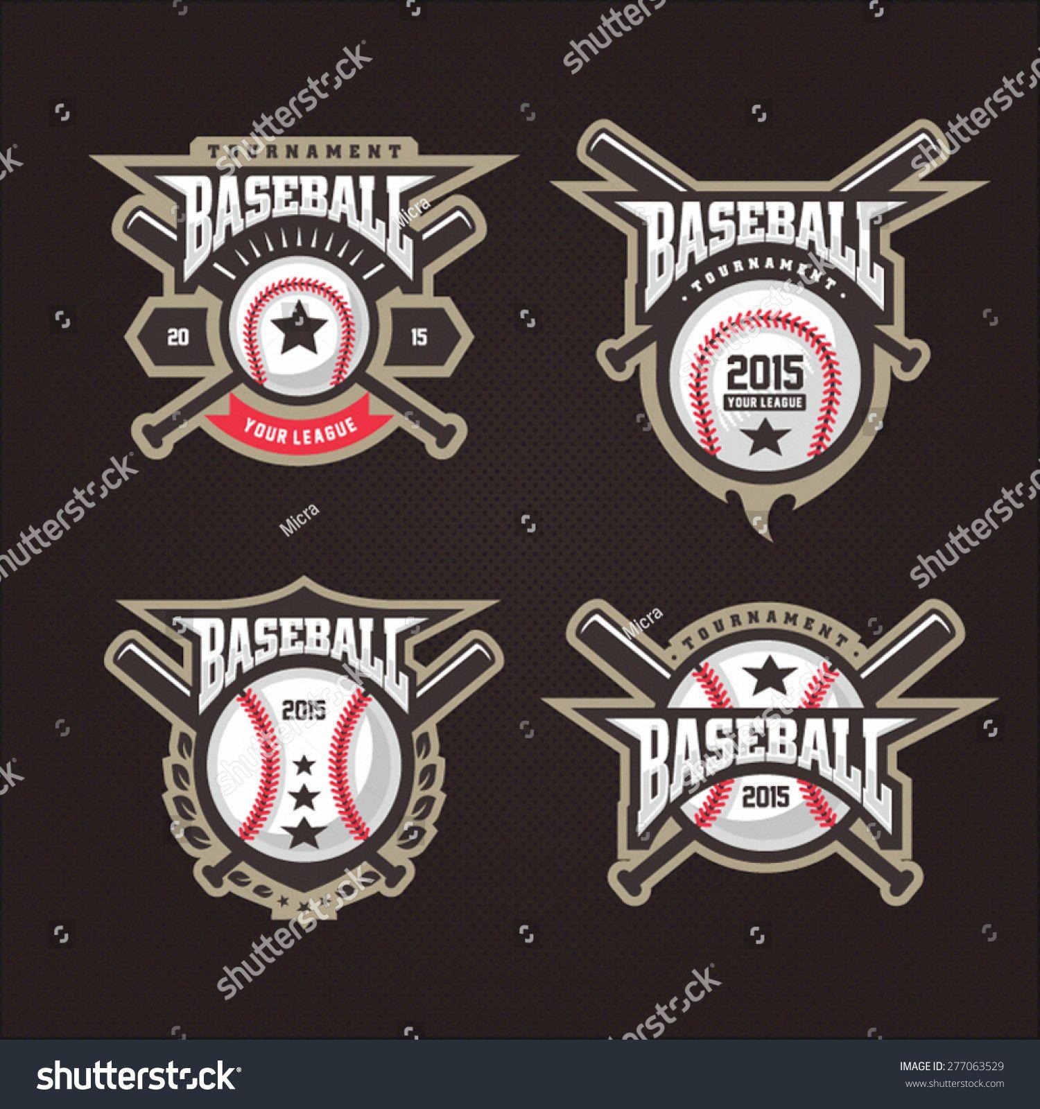 Baseball Tournament Professional Logo Ad Sponsored Tournament Baseball Logo Professional Baseball Tournament Professional Logo Graphic Design Logo