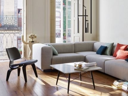 Bank Schuin Plaatsen : Buy vitra eames coffee table online at atomic interiors tables