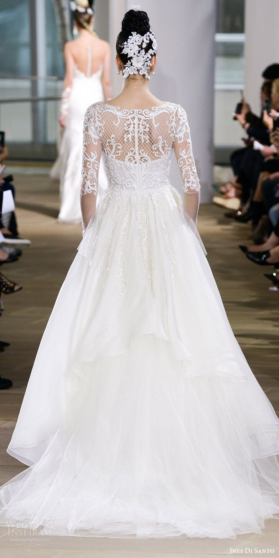 Ines di santo spring wedding dresses u new york bridal fashion