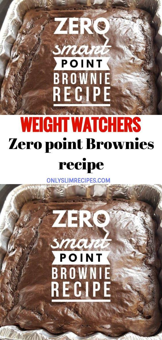 Zero-point Brownies recipe //