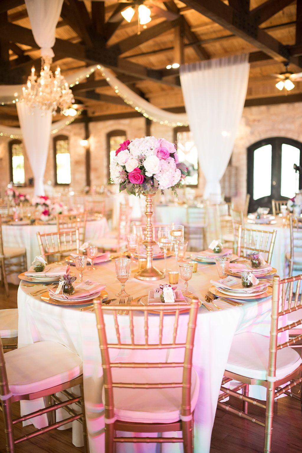 Mckinney Wedding Venues Near Dallas Texas Pink Wedding