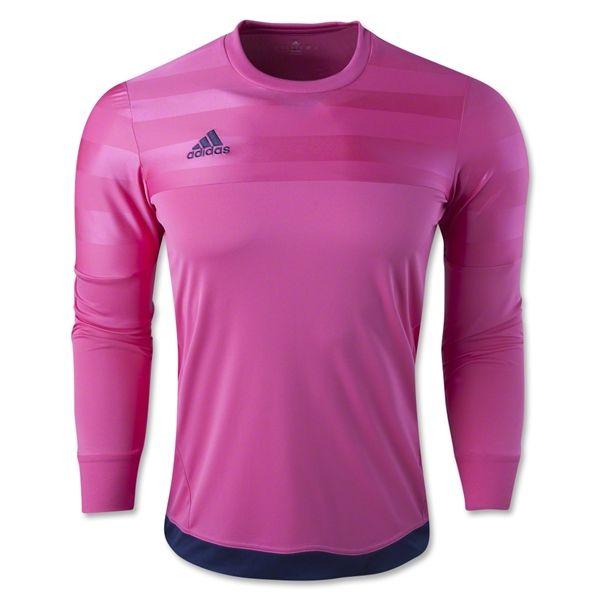adidas Entry Pink Soccer Goalkeeper Jersey - model M62779 ...