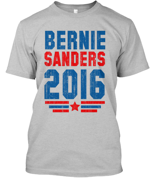 "TOP BERNIE SANDERS 2016This Is Your Choose? Then this ""TOP BERNIE SANDERS 2016"" is perfect for you!Wear It, Proud ItOrder 2 items or more for Discounted Shipping on additional itemsGUARANTEED Safe and secure checkout via:VISA 
