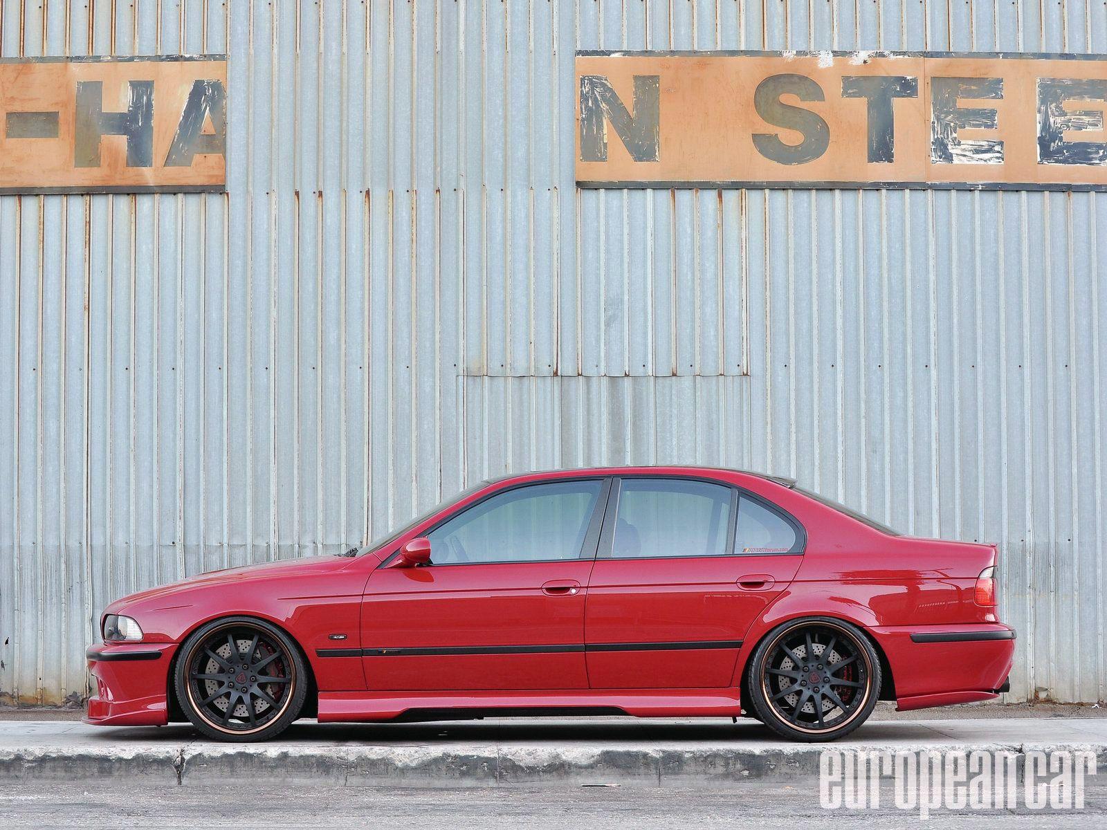 2000 BMW (E39) M5