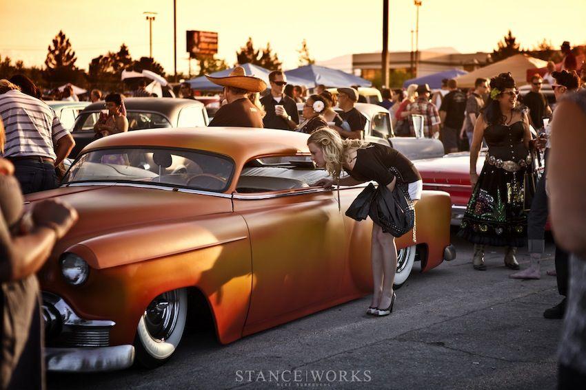 Viva Las Vegas Rockabilly Weekend Is Not No Ordinary Car Show Its - Vegas rockabilly car show