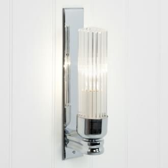 Raydon wall light with fluted glass made by jim lawrence bathroom raydon wall light with fluted glass made by jim lawrence aloadofball Image collections
