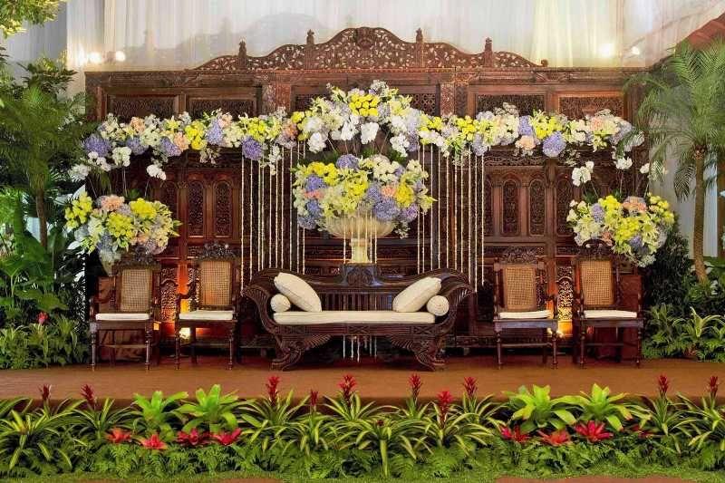 Dekorasi Pernikahan Jawa Tengah Kumpulan Gambar Gambar Terbaru