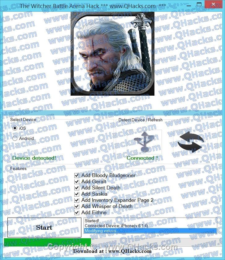 The Witcher Battle Arena Hack Cheats Update Cheating