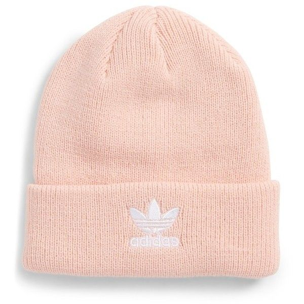f3c57699703 Women s Adidas Originals Beanie ( 20) ❤ liked on Polyvore featuring  accessories