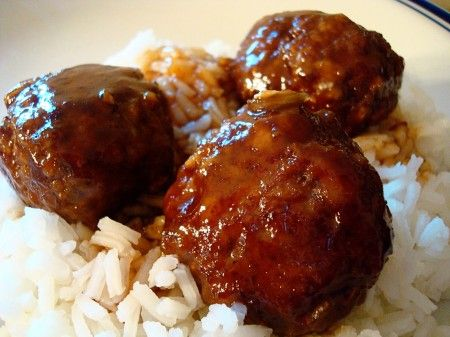 Sweet and Sour Meatballs | Mel's Kitchen Cafe