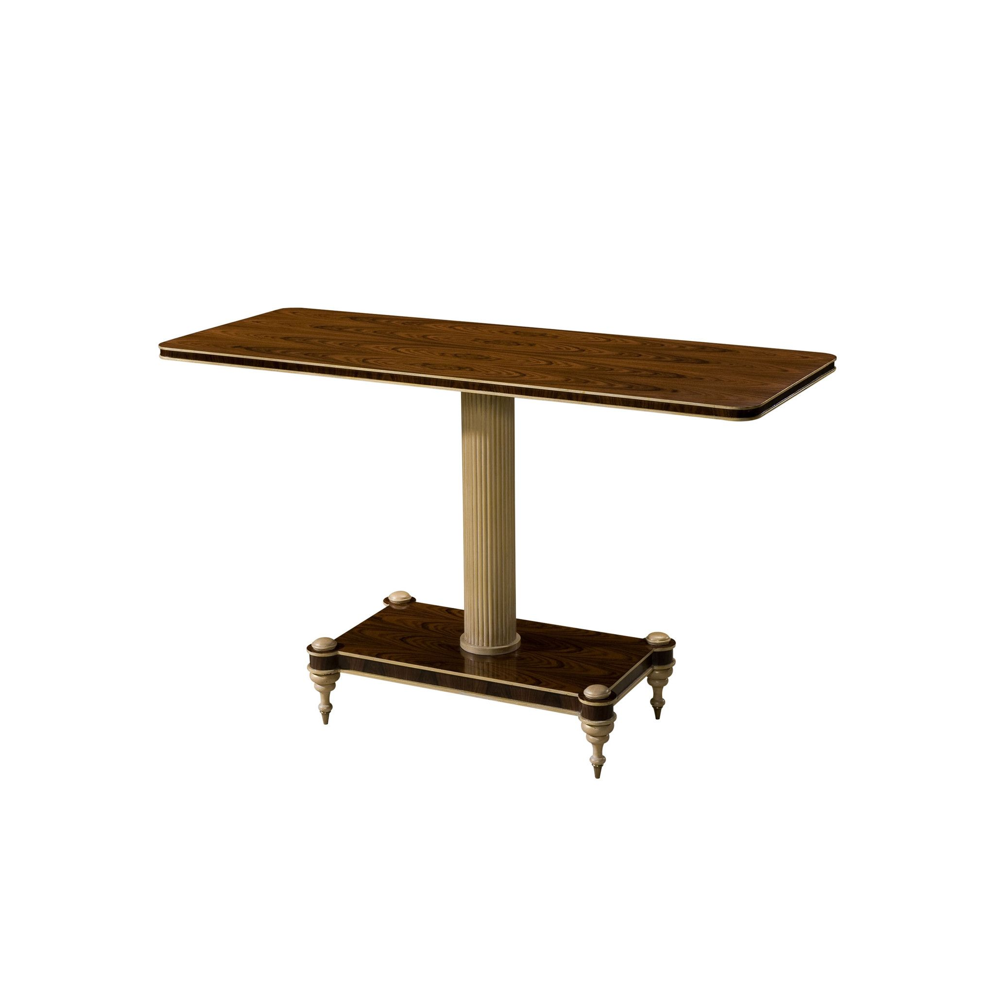 Vanucci Eclectics Softly Gilt Console 5305 260