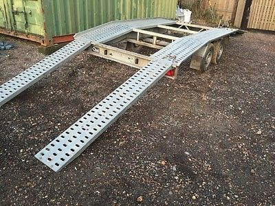 99p starting bid (Essex) car transporter trailer car trailer twin axle twin https://t.co/TmrMos5l2F https://t.co/tPlzJrPfBD