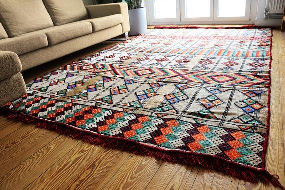 Carpet 200x300cm Teppich Kilim Oriental Rug Tapis Kover