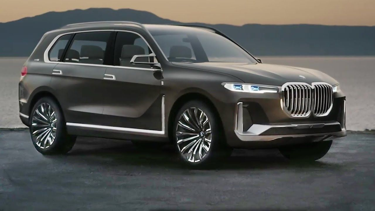 2018 Bmw X7 Interior Exterior And Drive ДЖИП Jeep