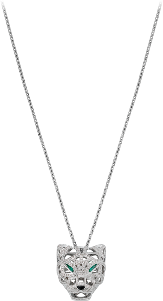 6c2d0c9e1cd Panthère de Cartier necklace White gold