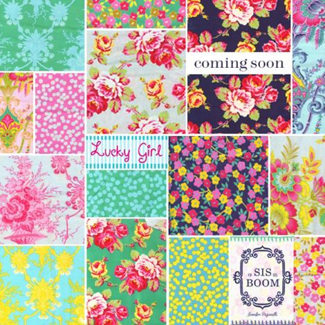 Lucky Girl Coming Soon Oct 2013
