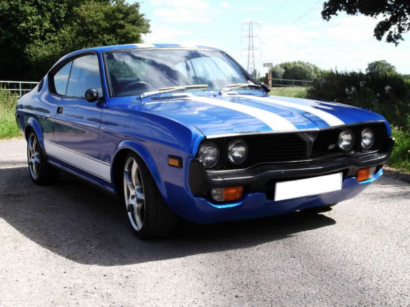 For Sale 1975 MAZDA 929 RX4 why - VW Forum - VZi, Europe\'s largest ...