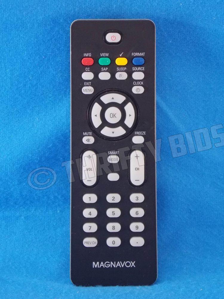 Genuine Magnavox RC2023624//01B Remote Control