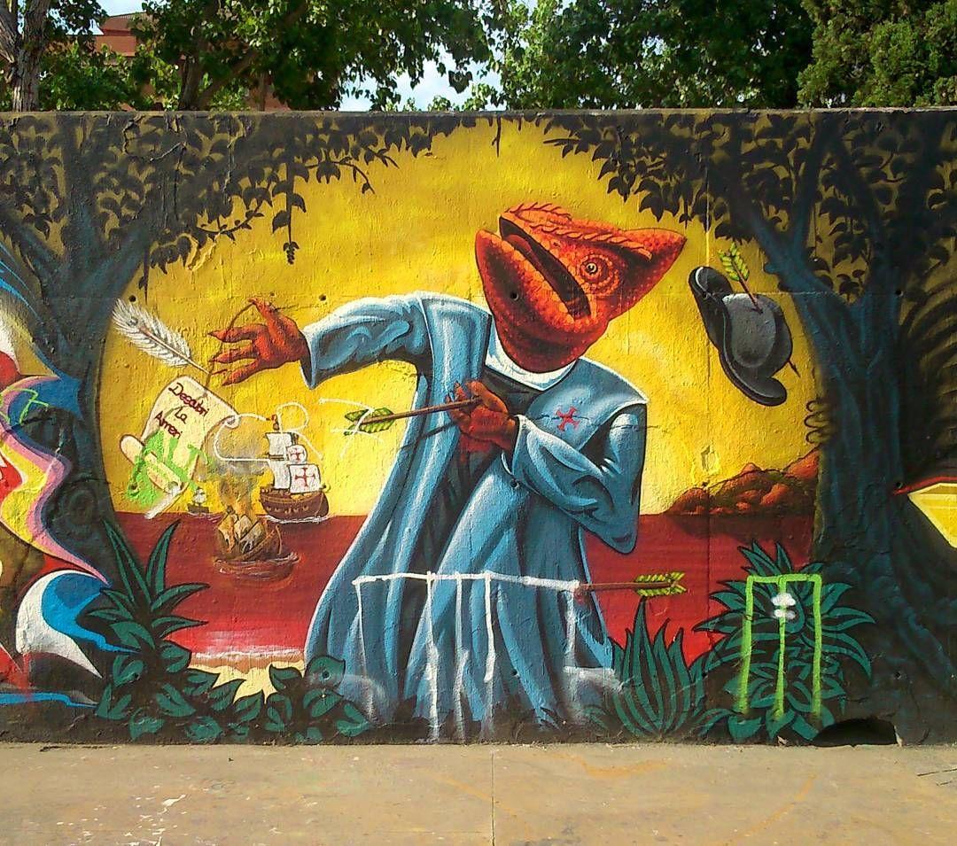 Pin by Jean Leonard Patsamu on Art - Graffiti & Street Art ...