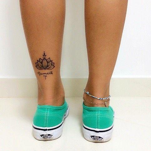fleur de lotus tatouage minimaliste , Recherche Google