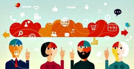Cinco modos de cooperación y 3 modelos de Innovación Colaborativa