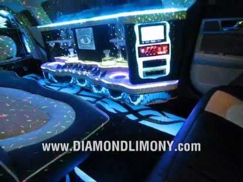 Jaguar Fx Limo Diamond Limo Ny