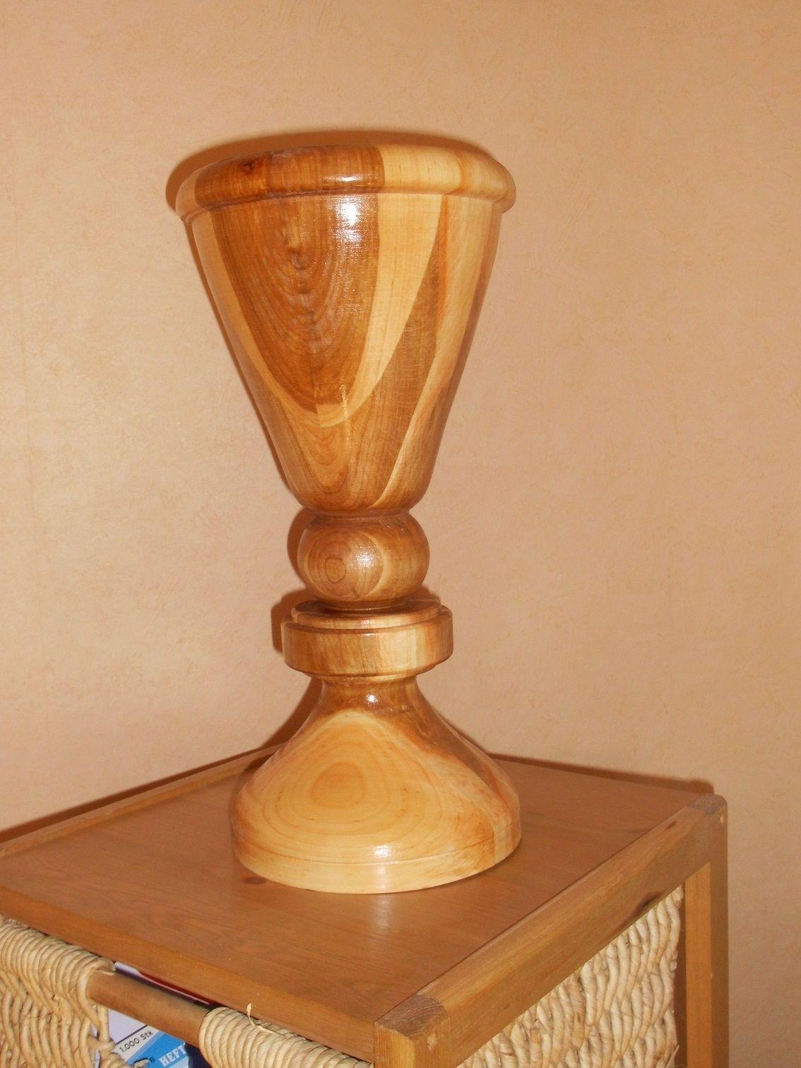 Kelch Pokal Aus Palettenholz Bastelanleitung Zum Selber