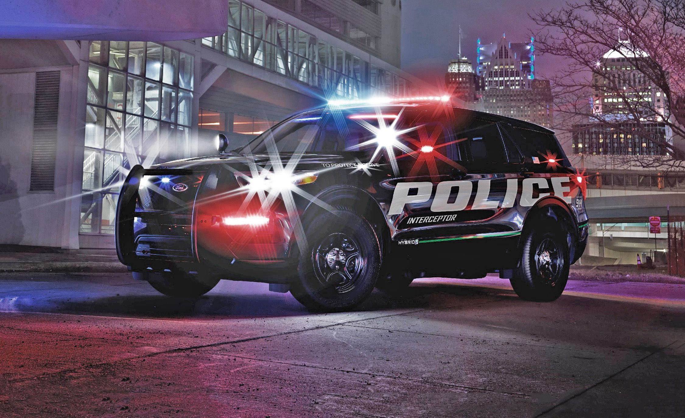 This Is The New 2020 Ford Explorer In Cop Car Form 2020 Ford