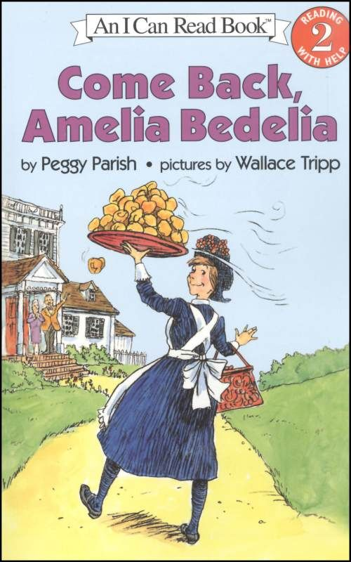 When Amelia Bedelia gets fired from the Rogers, she tries other jobs.  Something tells me that is going to be harder than she thinks.